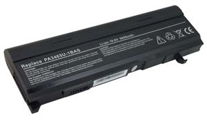 TOSHIBA PA3465U-1BRS 6Cell Laptop Battery